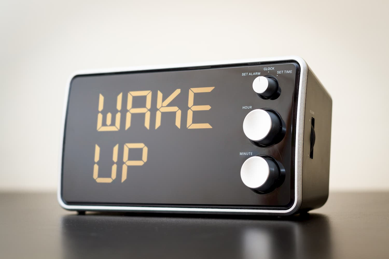réveils bruits blancs